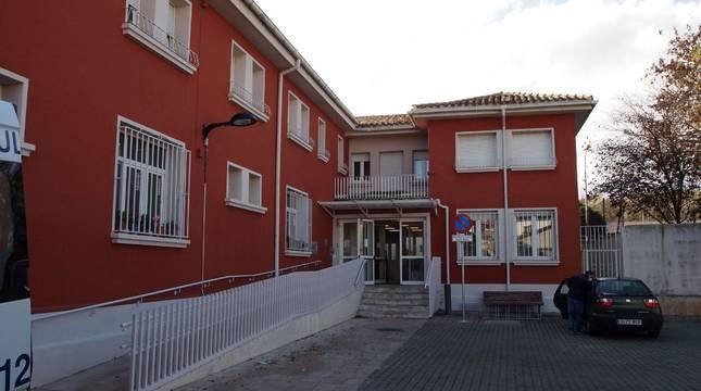 Residencia municipal de Sangüesa.