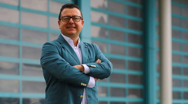 Carlos Medrano ha constatado carencias en gestión en muchas pymes que quieren crecer.