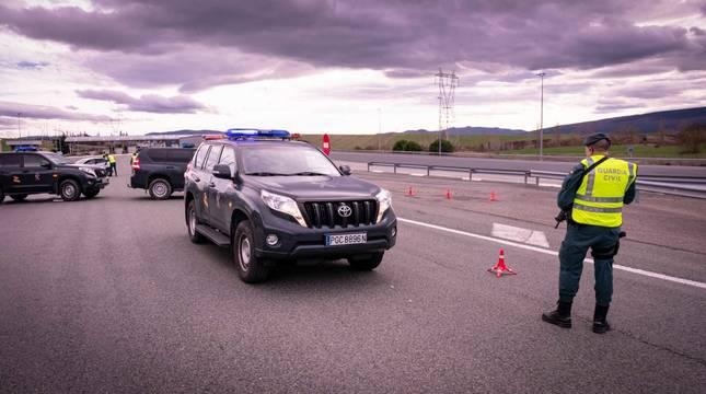 Detenidas 106 personas en 2020 en Navarra con alguna requisitoria en vigor