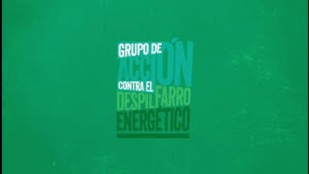 Vídeo del programa de Acción Contra el Despilfarro Energético