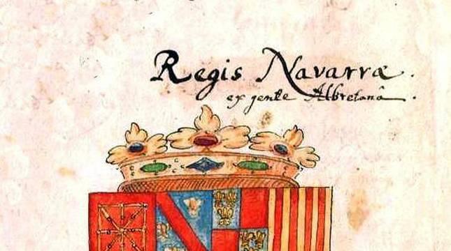 Los títulos nobiliarios en Navarra