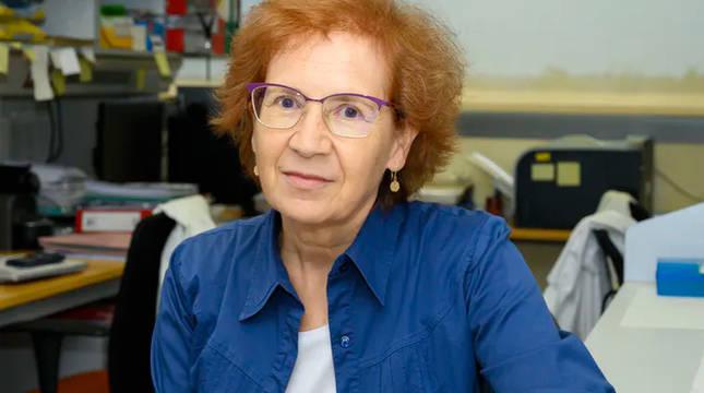 La viróloga e inmunóloga Margarita del Val, coordinadora de la Plataforma Salud Global del CSIC.