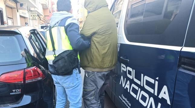Desarticulada una banda que robaba cajas fuertes de casas de lujo