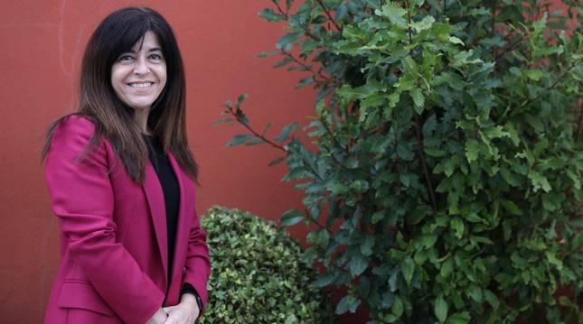 Marta Borruel trabajó en dos periódicos hasta 1993 y desde entonces se ha dedicado prácticamente siempre a la comunicación corporativa.