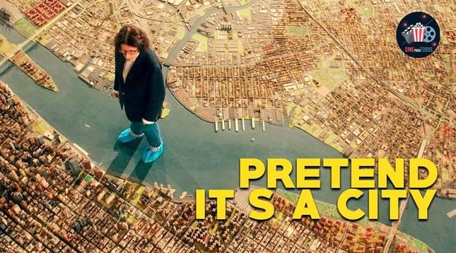 Imagen de una entrevista a la escritora Fran Lebowitz, por 'Supongamos que Nueva York es una ciudad' ('Pretend it`s a city').