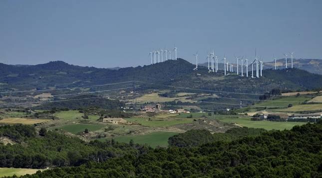 Deniegan instalar una estación meteorológica en término de Tafalla