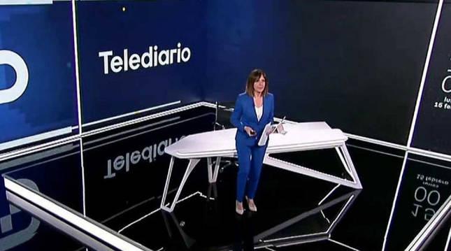 Los Informativos de Televisión Española estrenan nueva imagen