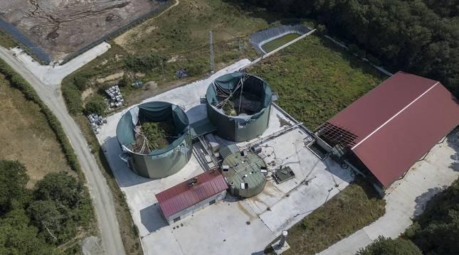 La Justicia ratifica la devolución de 816.000 € de Ultzama a Bioenergía