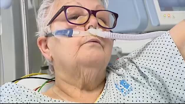 Día a día de los pacientes 'extubados' tras contagiarse de covid-19