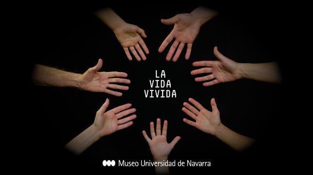 Imagen promocional del proyecto 'La vida vivida'.