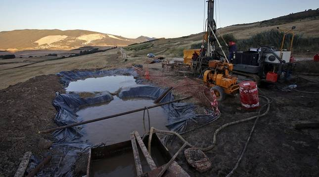 El Gobierno declara caducado el permiso para la mina de El Perdón
