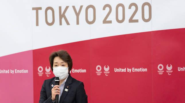 Seiko Hashimoto, nueva presidenta de Tokio 2020