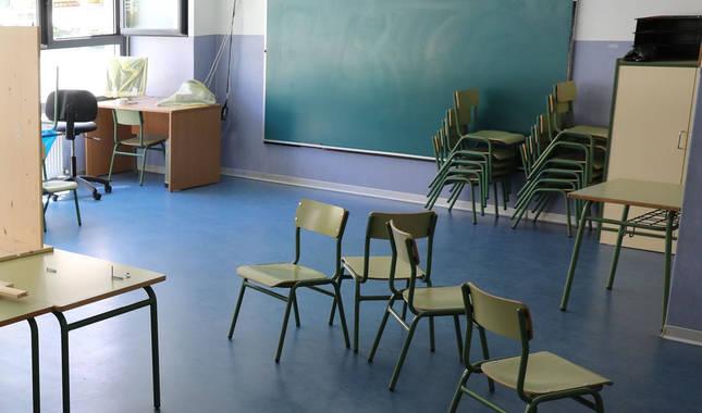 Confinados 29 estudiantes en Navarra en las últimas 24 horas