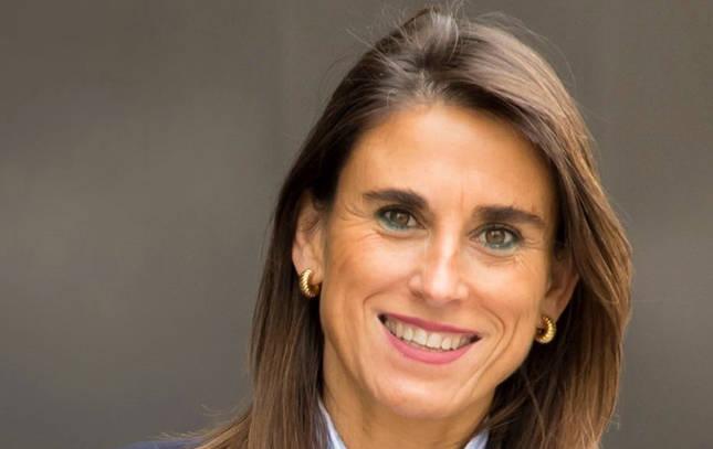 Isabel Moreno, directora de la Dirección Territorial Ebro de CaixaBank