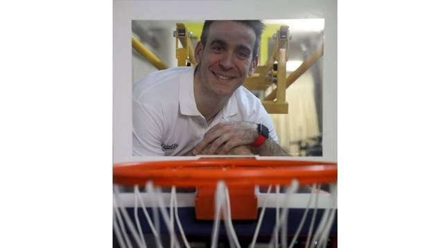 Iñaki Narros Peña cumple 500 partidos en ligas LEB. Con Basket Navarra Club ha disputado 316 encuentros.