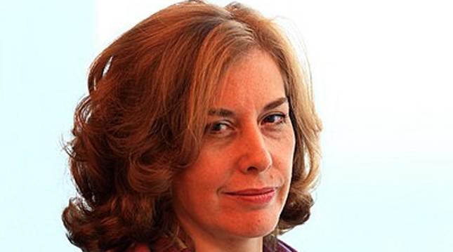 Alicia García-Herrero.