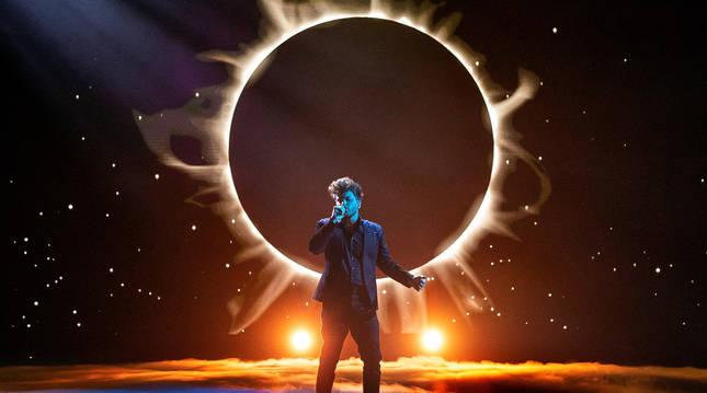 La balada 'Voy a quedarme' será la canción que Blas Cantó interpretará el próximo 22 de mayo en la final de Eurovisión 2021 representando a España