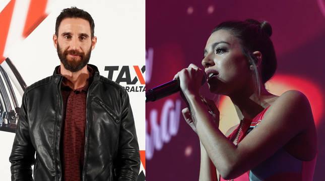 El actor Dani Rovira y la cantante Ana Guerra han despertado los rumores sobre una supuesta relación sentimental.