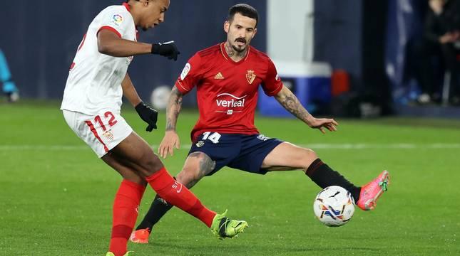 Fotos del Osasuna 0-2 Sevilla