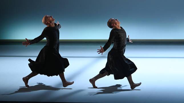 Actuación del Malandain Ballet Biarritz.