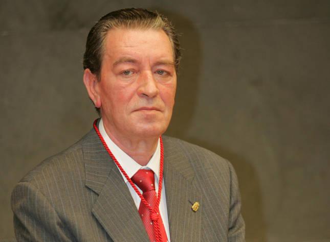 Rafael Gurrea fue vicepresidente del Gobierno de Navarra entre 1996 y 2003, y presidió el Parlamento Foral desde 2003 hasta 2007