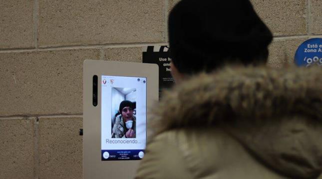 El Facu Roncaglia, pasando por el sistema de reconocimiento facial de acceso a El Sadar.