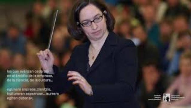 'Mujer tenía que ser', lema de la campaña del Gobierno de Navarra para el 8 de marzo