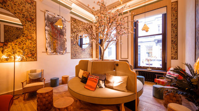 Convivir en casas de lujo, nueva tendencia entre los ejecutivos