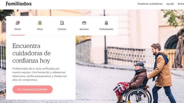 La startup navarra Familiados, seleccionada como una de las empresas que marcarán el 2021