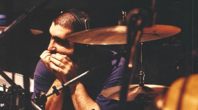 Juan Antonio Otero 'Oti', en la imagen publicada en la cuenta de Instagram de M-CLAN.