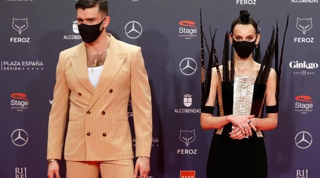 Fotos de la alfombra roja de los Premios Feroz