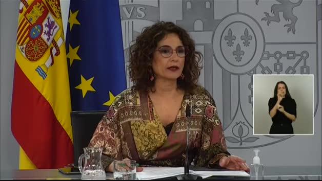"""El Gobierno advierte sobre el 8M: """"No es momento de manifestaciones"""""""