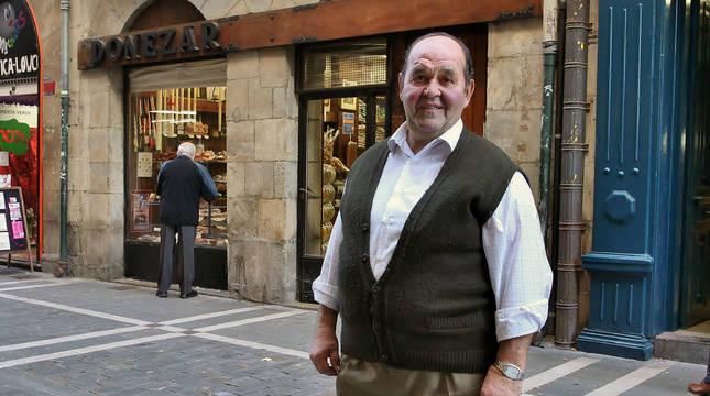 Joaquín Donézar.