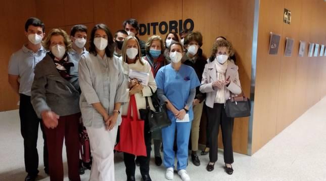 El Hospital San Juan de Dios expone las fotografías de Pepe Soto