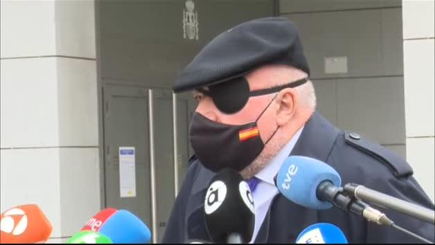 """Villarejo: """"Voy a desenmascarar a todos"""""""