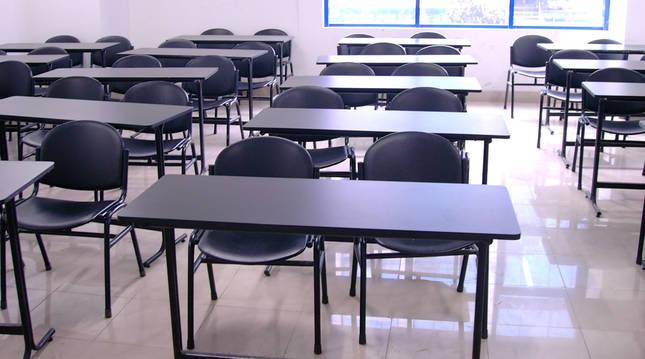 En estos momentos hay 25 clases aisladas en 16 colegios de Navarra.