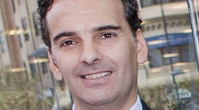 Jose Luis Larriu, futuro director comercial de banca de empresas de la zona Norte.