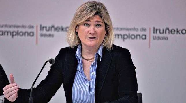 María García-Barberena.