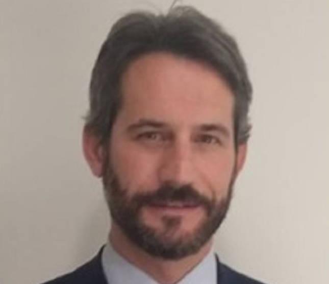 Carlos Sánchez, director comercial de empresas en la Territorial Ebro de CaixaBank