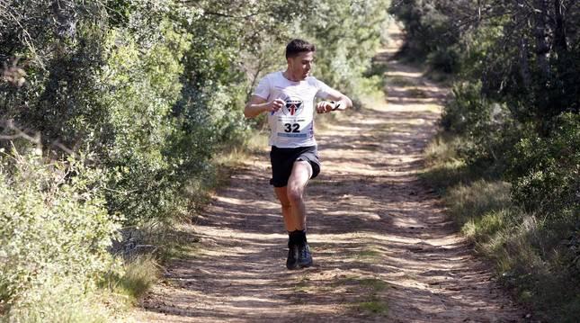 Galería de fotos de la Betagarri Trail el domingo 28 de marzo, que ha sido Campeonato Navarro de Trail Running de la federación de atletismo.
