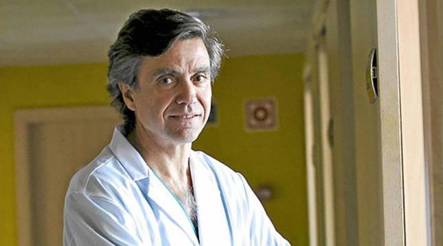 El doctor Fernando Alfonso Manterola es jefe del Servicio de Cardiología del Hospital La Princesa.