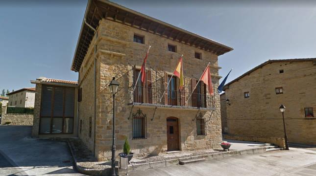 Ayuntamiento de la Cendea de Cizur.