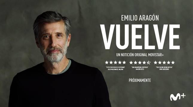 Movistar+ anuncia el regreso de Emilio Aragón a la televisión.