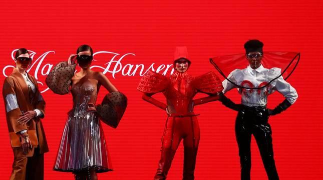 Pasarela Mercedes-Benz Fashion Week Madrid