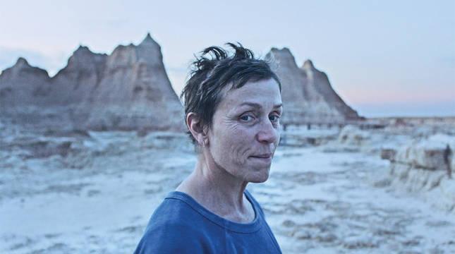 'Nomadland' afianza su carrera hacia los Óscar