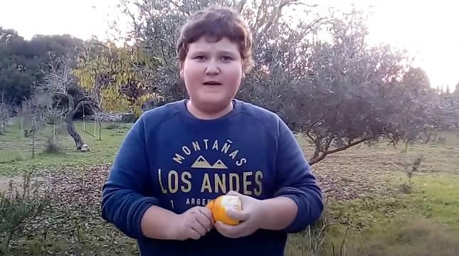 Miquel Montoro, en uno de sus vídeos.