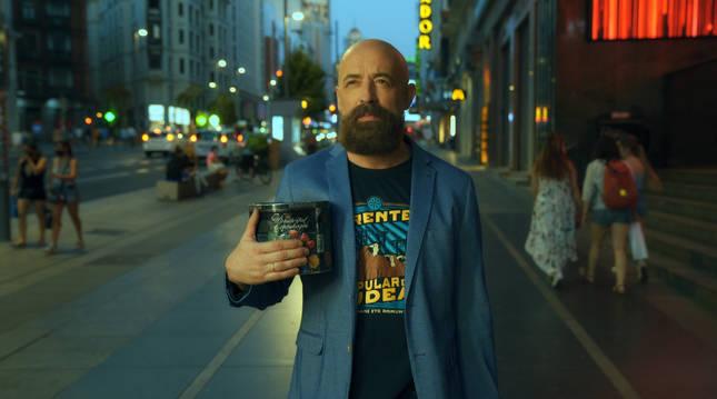 Goyo Jiménez presenta 'Un país para reirlo', que se emite este lunes en La 2 de TVE.