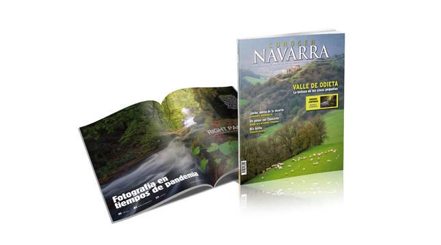 El nº 62 de Conocer Navarra nos permite conocer a fondo el valle de Odieta.