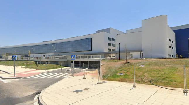 Complejo Hospitalario Universitario de Toledo.