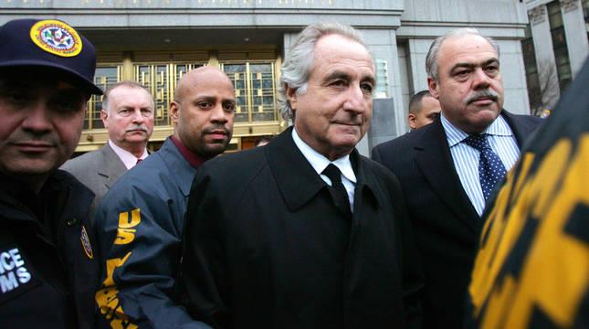 Bernie Madoff, en una imagen de 2009.